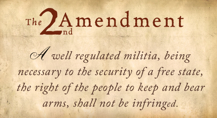 2nd amendment